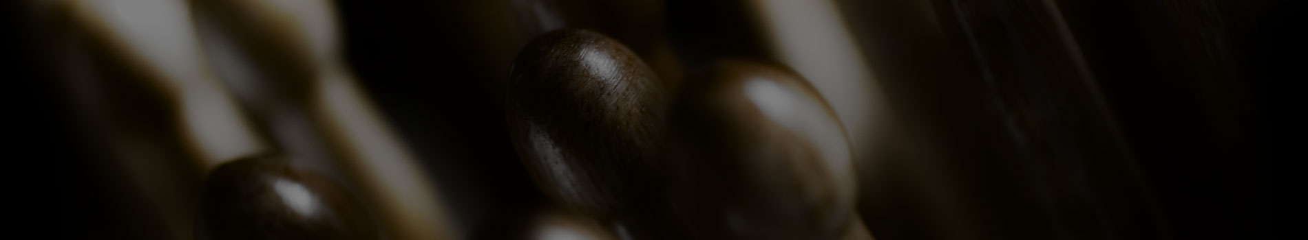 Image of Stick Tips Up Close